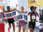 PHOTOS: Joy and relief on display at the 2016 Columbus Marathon