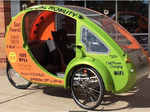 Solar car-bike hybrid maker: This could work better than an Amazon drone