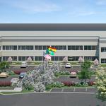 Spanish company breaks ground in Everett for aerospace innovation center