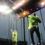 After 10 years, Treasure Island Music Festival gives a wet goodbye