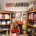 Rosanna takes on White House history; Blecha's next book; Fundraisers beat the storm