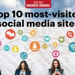 Countdown: Top 10 most-visited social media sites