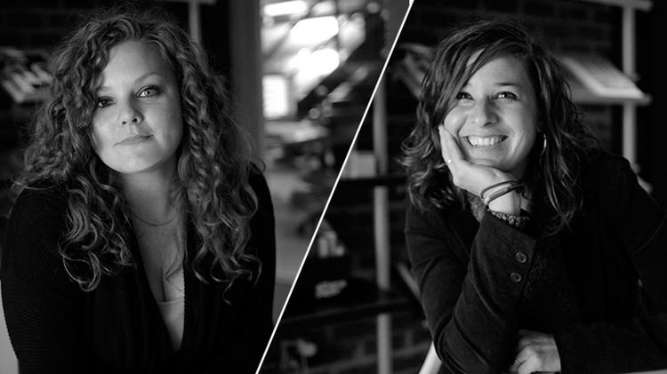 Ashleigh Hansberger and Sunny Bonnell are co-founders of Motto, a Dallas-based branding and design firm.