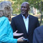 Charlotte's Newsmakers in 2016: <strong>Michael</strong> <strong>Jordan</strong> embraces social awareness at last