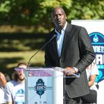 <strong>Michael</strong> <strong>Jordan</strong> donates $7M for medical clinics in Charlotte