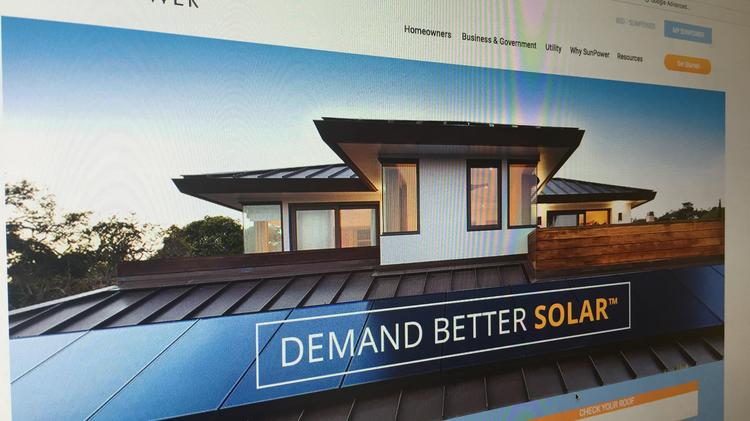 Sunpower To Cut 2 500 Jobs Close Plant As Part Of