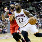 <strong>LeBron</strong> <strong>James</strong> remains NBA's most marketable player despite Warriors' gains