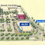 Aldi to anchor Roseville development
