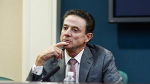 Pitino fired by U of L in unanimous vote