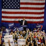 Trump tells Central Ohio crowd he'll honor election results – if he wins