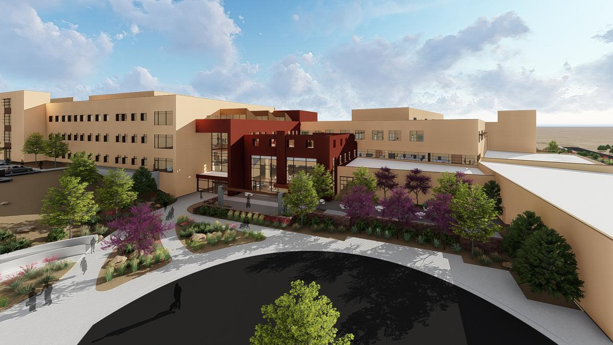 Santa Fe Presbyterian Healthcare project pushes back opening date