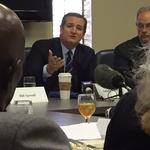 Jobs take top priority in Texas, Sen. <strong>Ted</strong> <strong>Cruz</strong> tells Richardson business leaders