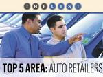 Top of the List: Automobile & Truck Retailers