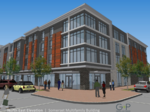 Old Town developers unveil plans for apartments, senior housing