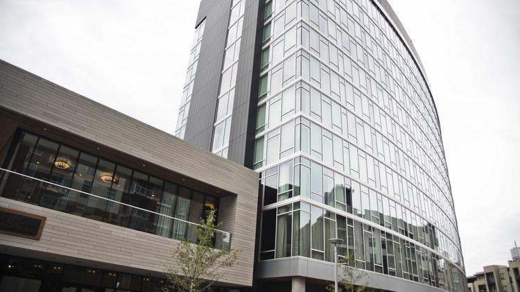 Thompson Hotels Recently Opened Their Nashville The First In South For Brand