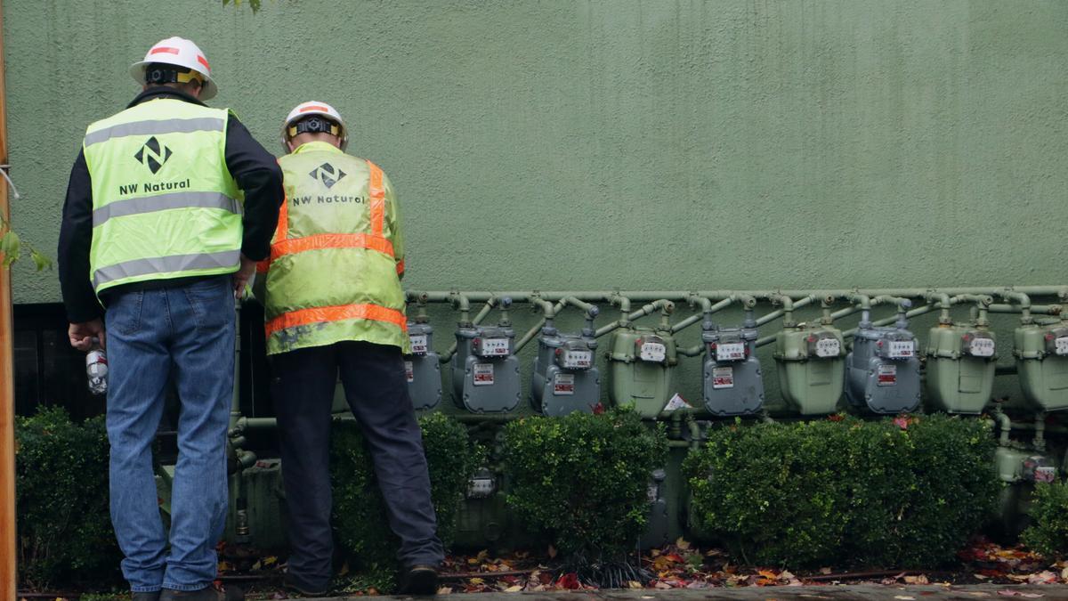 Cost Of Natural Gas Portland Oregon