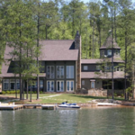 Who is scouting property on Alabama lakes?