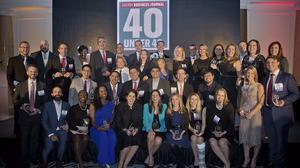Check out photos from the BBJ's 2016 40 Under 40 event