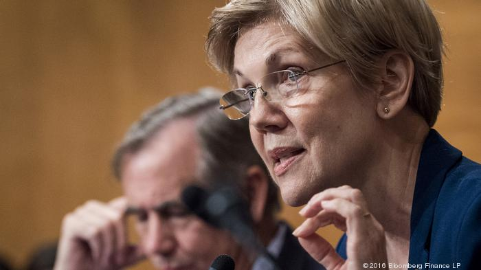 Elizabeth Warren takes on Wells Fargo's new management in scathing letter to bank
