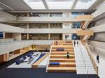 PHOTOS: Renovation at OCLC highlights 'collaborative, technology-driven, high-energy' culture
