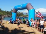 Triathlon championship this weekend on Maui