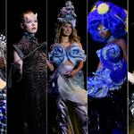 PHOTOS: Van Gogh, Inca royalty, forest nymphs and more light up High Street for HighBall 2016 (Video)