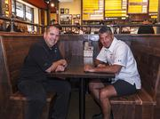 Mission BBQ co-founders Steve Newton and Bill Kraus are looking to double the number of restaurants the chain has by the end of 2018.