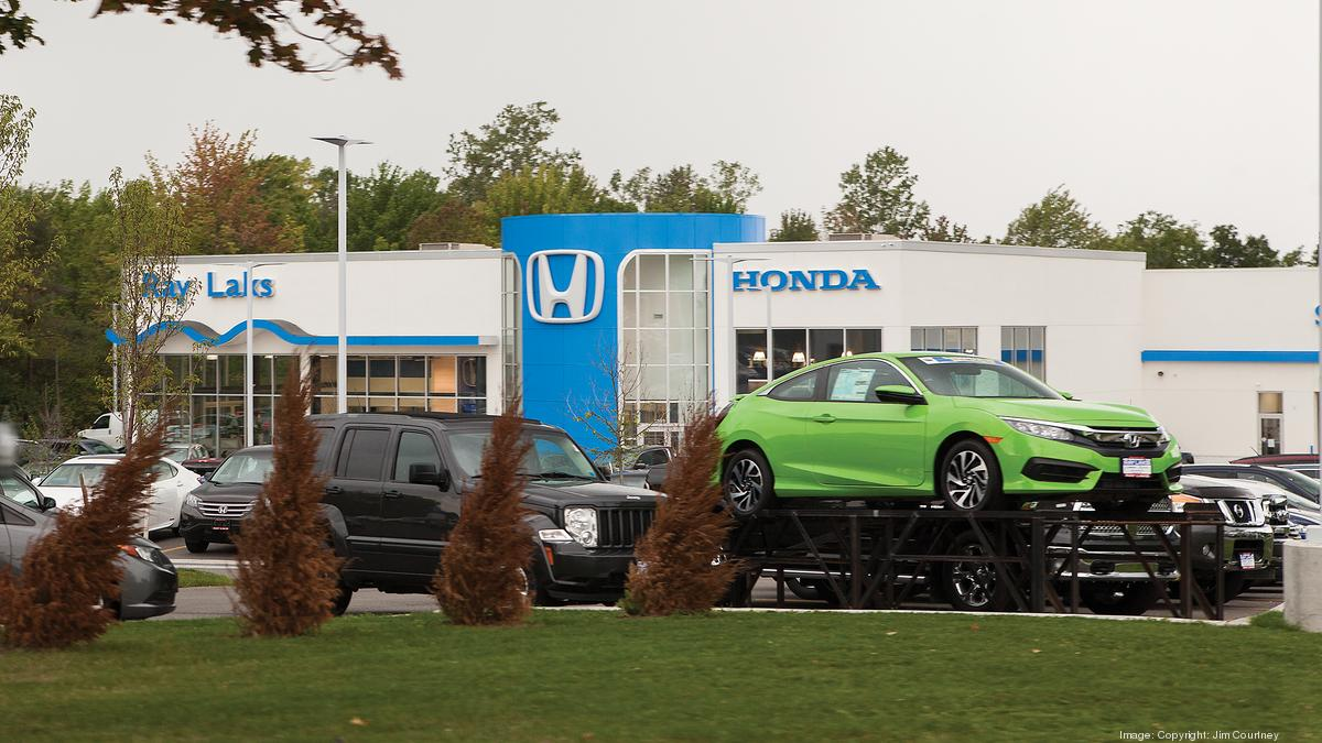 Ray Laks Honda >> Lithia Motors (NYSE: LAD) to acquire Buffalo-based Ray Laks dealerships - Portland Business Journal