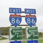 Hotel, restaurant planned for I-86 'Crossroads' site