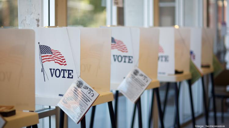 A team at the University of Maryland won $5,000 for their idea on how to make electronic voting more secure.