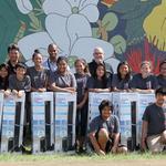 Ohana Health Plan donates fans to Maui school