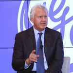 GE CEO with Cincinnati ties steps down