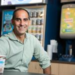 Milkshake chief gets ready to add smoothies and coffee to the menu
