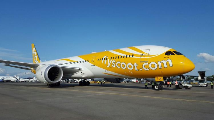 Singapore Low Cost Airline Scoot To Launch New Hawaii