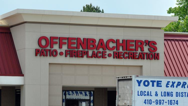 Offenbacher S Is Closing All Eight Of Its Above A Location In Columbia