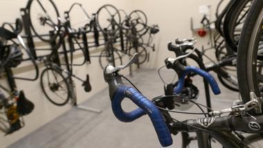 How often do you walk or bike to work?