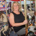 My Fair Lady: Wanell Costello makes the decisions to bring the State Fair to life (Video)