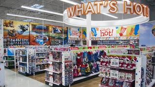 When is the last time you shopped at a Toys R Us store?