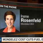 Mondelez CEO on the potential of 'permissible snacking' (Video)