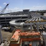 Tampa International ranks high with travelers, as construction continues (Photos)