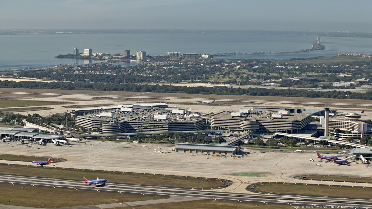 Tampa International Airport Gets Another Top Award Tampa