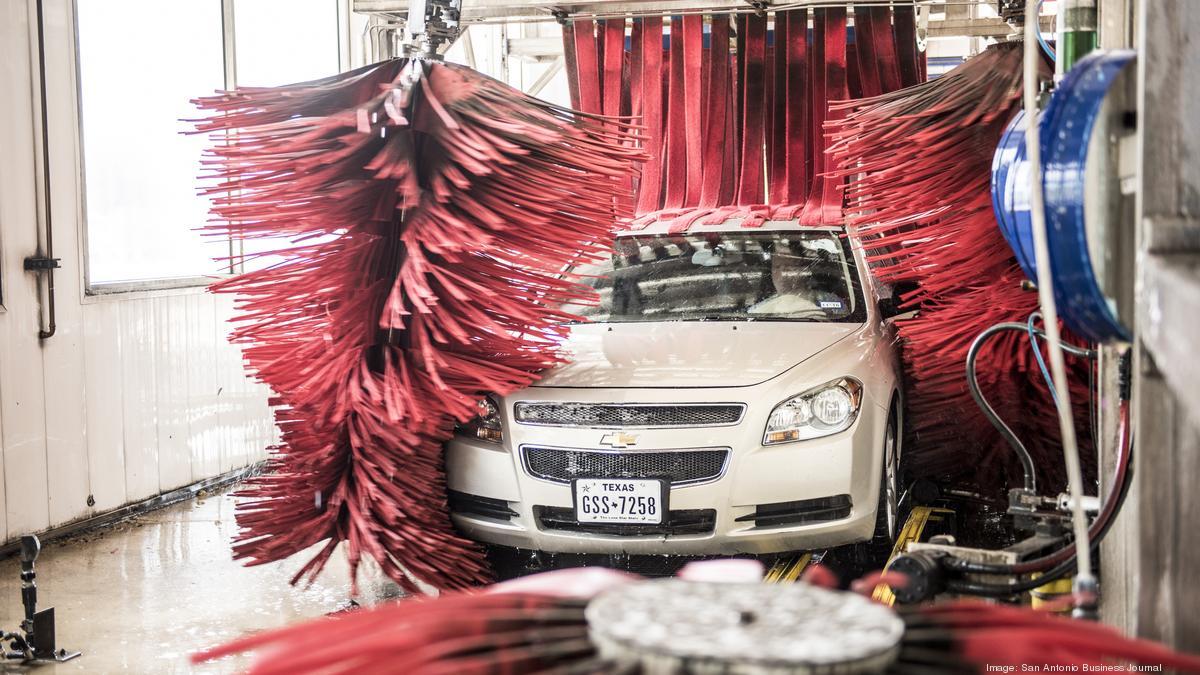 Automatic Car Wash Houston
