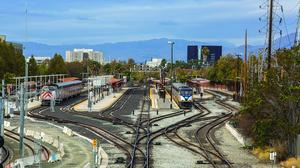 San Jose's Diridon Station transit hub is about to be the epicenter of potentially up to 6 million square feet of Google offices. One reason for the tech giant's arrival is the future Bay Area transportation hub that Diridon is slated to become.