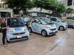 Hawaiian Electric working on workplace, condo EV charging plan