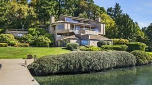 This home on Mercer Island sold in 2016 for nearly $10 million. Uploaded Oct. 27, 2016.