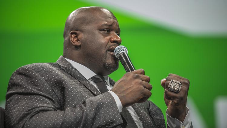 What businesses does shaq own