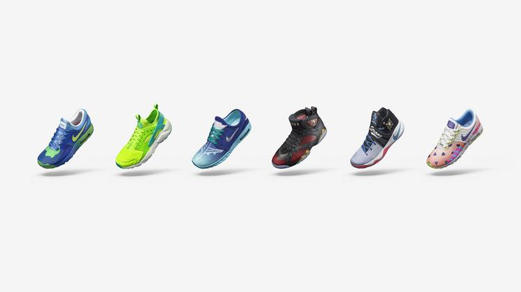 632b5e00e3ab43 The 2016 Nike Doernbecher collection includes six sneakers  Nike Air Max  Zero
