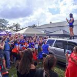 Airbnb bookings skyrocket in North Florida during football season