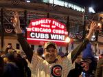 Seattle banker and Cubs super fan Christian Schiller witnesses World Series history at Wrigley