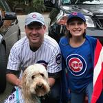 Seattle investment banker witnesses Chicago Cubs' historic win firsthand (Video)